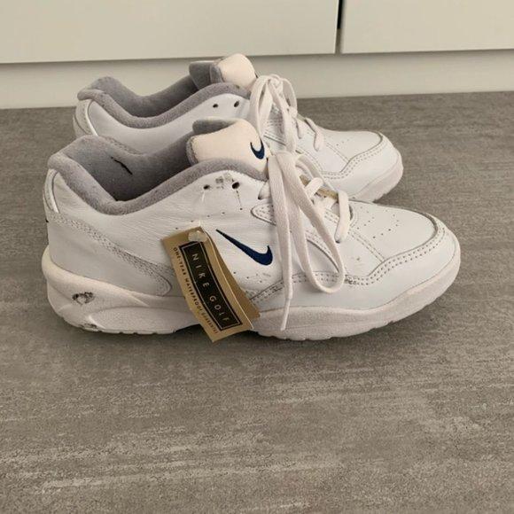 retro nike golf shoes